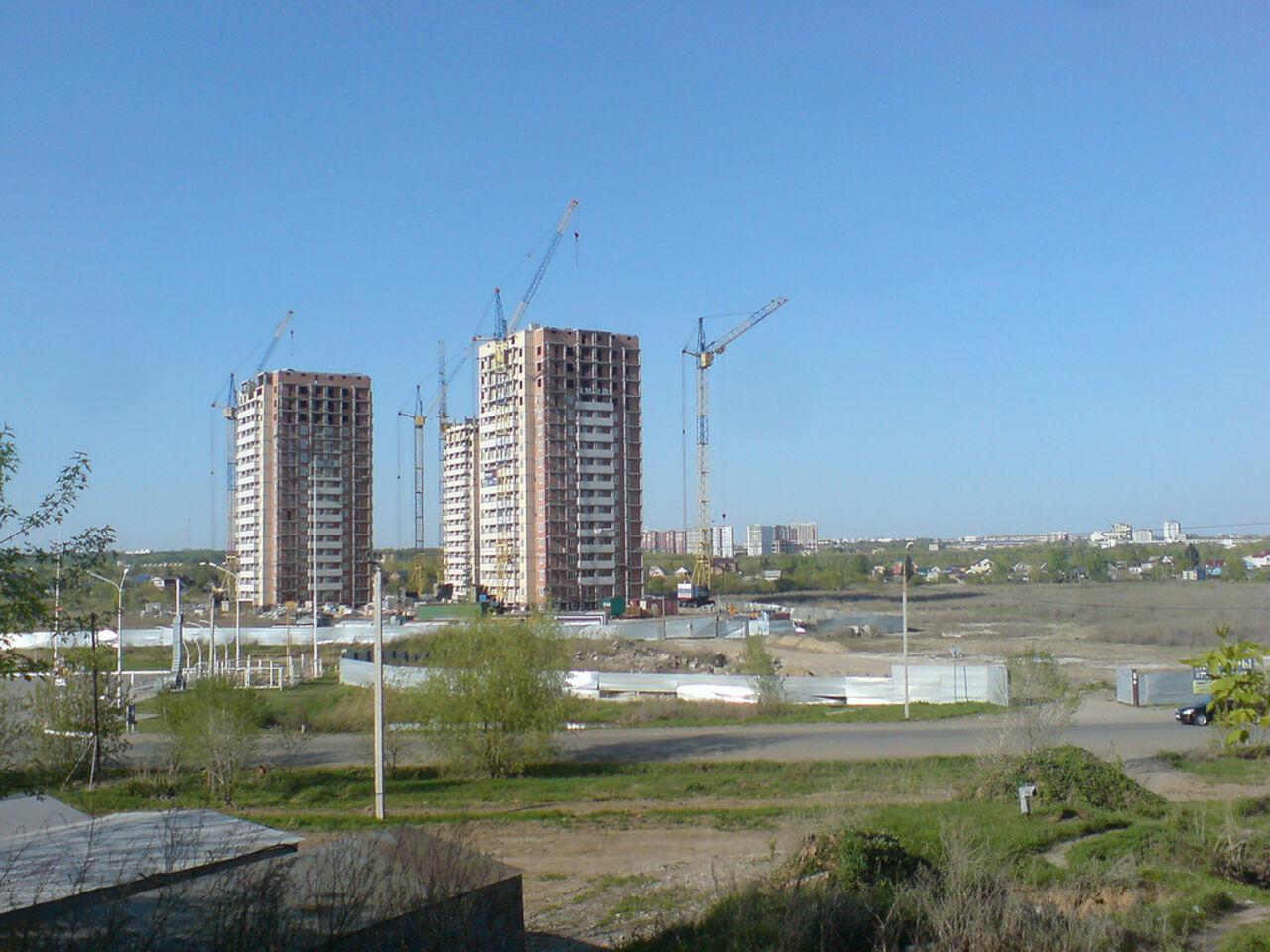 Ужасная смерть рабочего настройке жилого дома вОмске