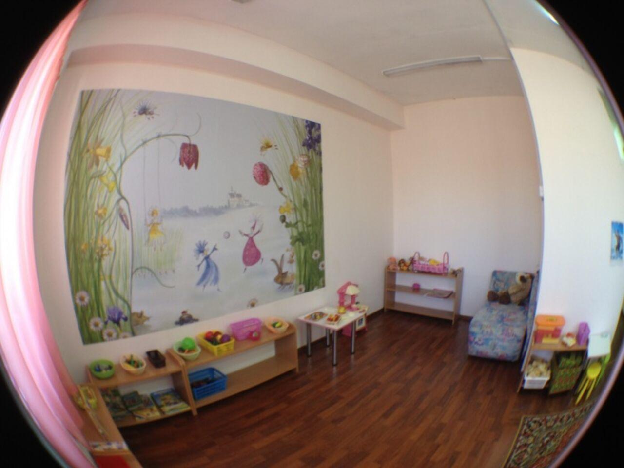 Открылся 1-ый детский парк для взрослых