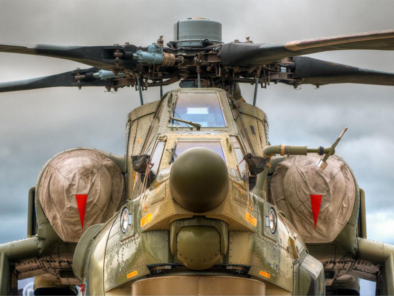 В РФ создают «воздушных змеев» для мониторинга иразведки территории