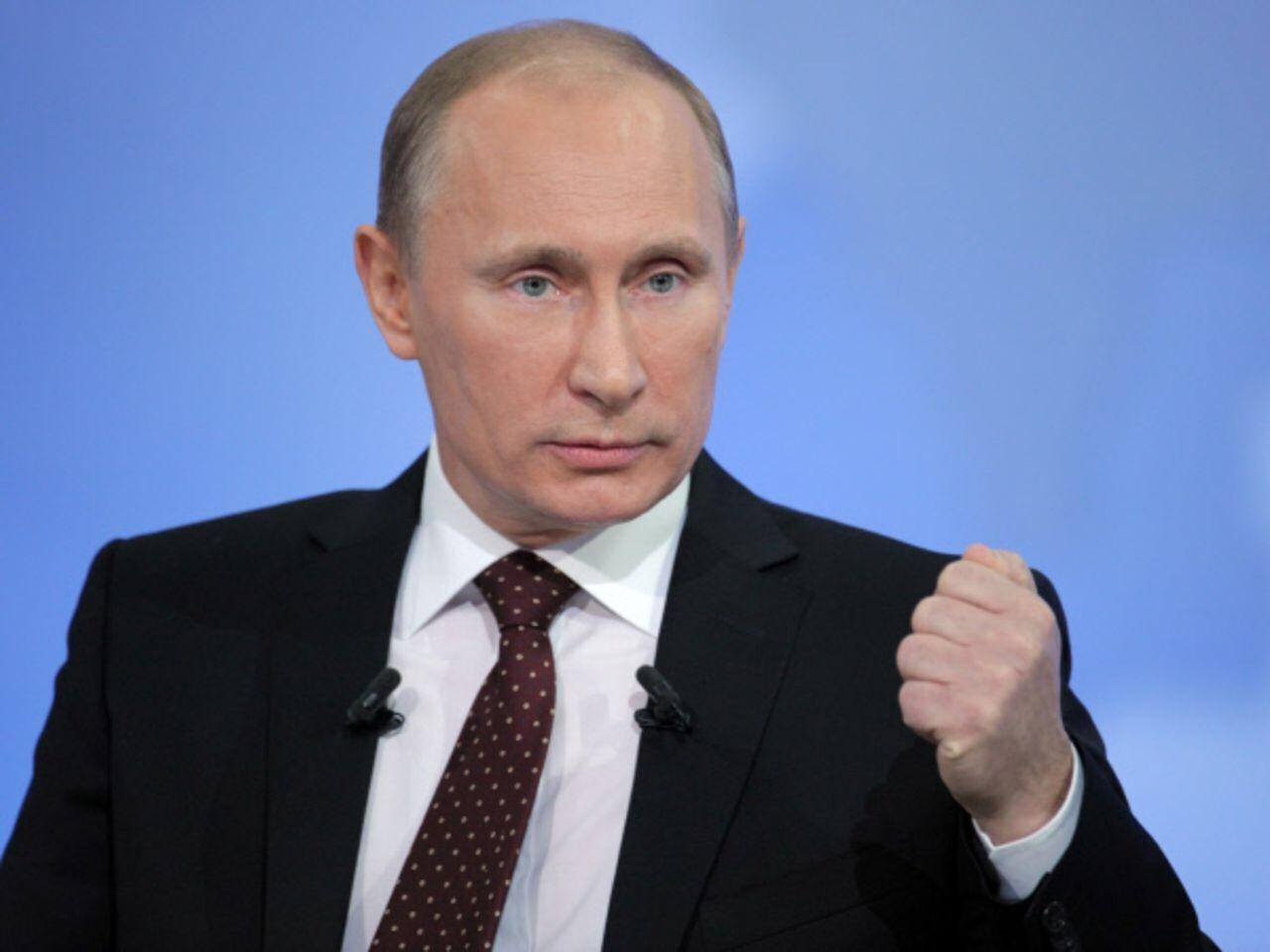 Путин поведал, вчем сила Российской Федерации
