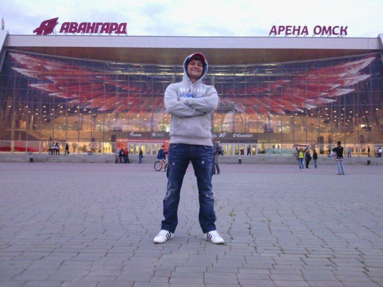 ВОмске собирают деньги налечение поклонника клуба «Авангард»
