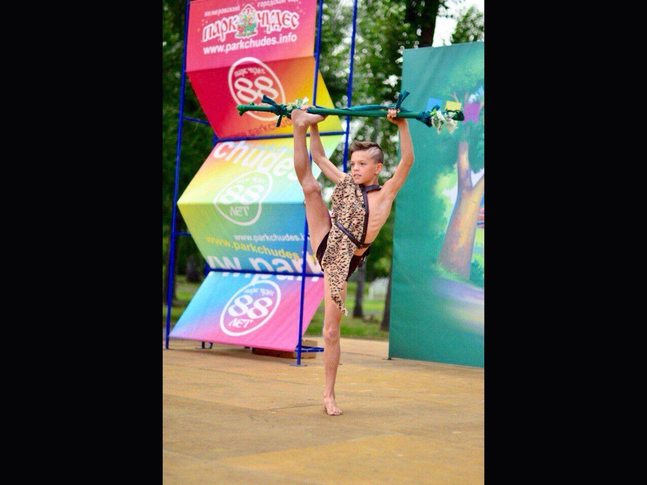 Молодой ставрополец выступит вместе сИриной Кононовой нашоу «Танцы наТНТ»