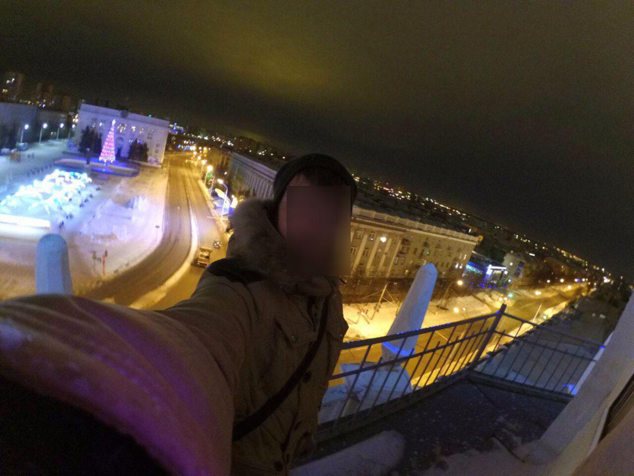 ВКузбассе милиция разыскивает участников экстремальной фотосессии