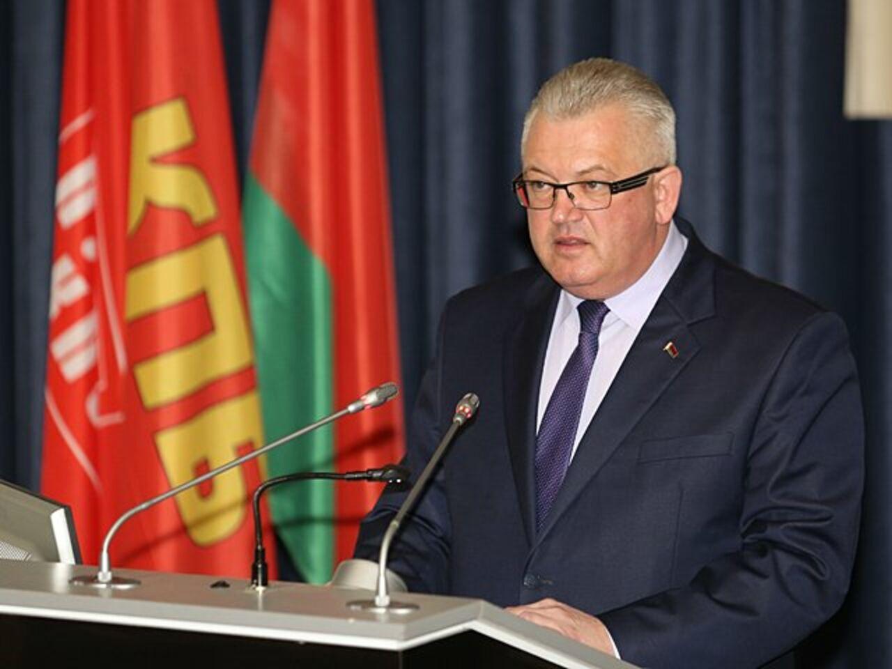 Президент Белоруссии назначил новым министром образования новокузнечанина