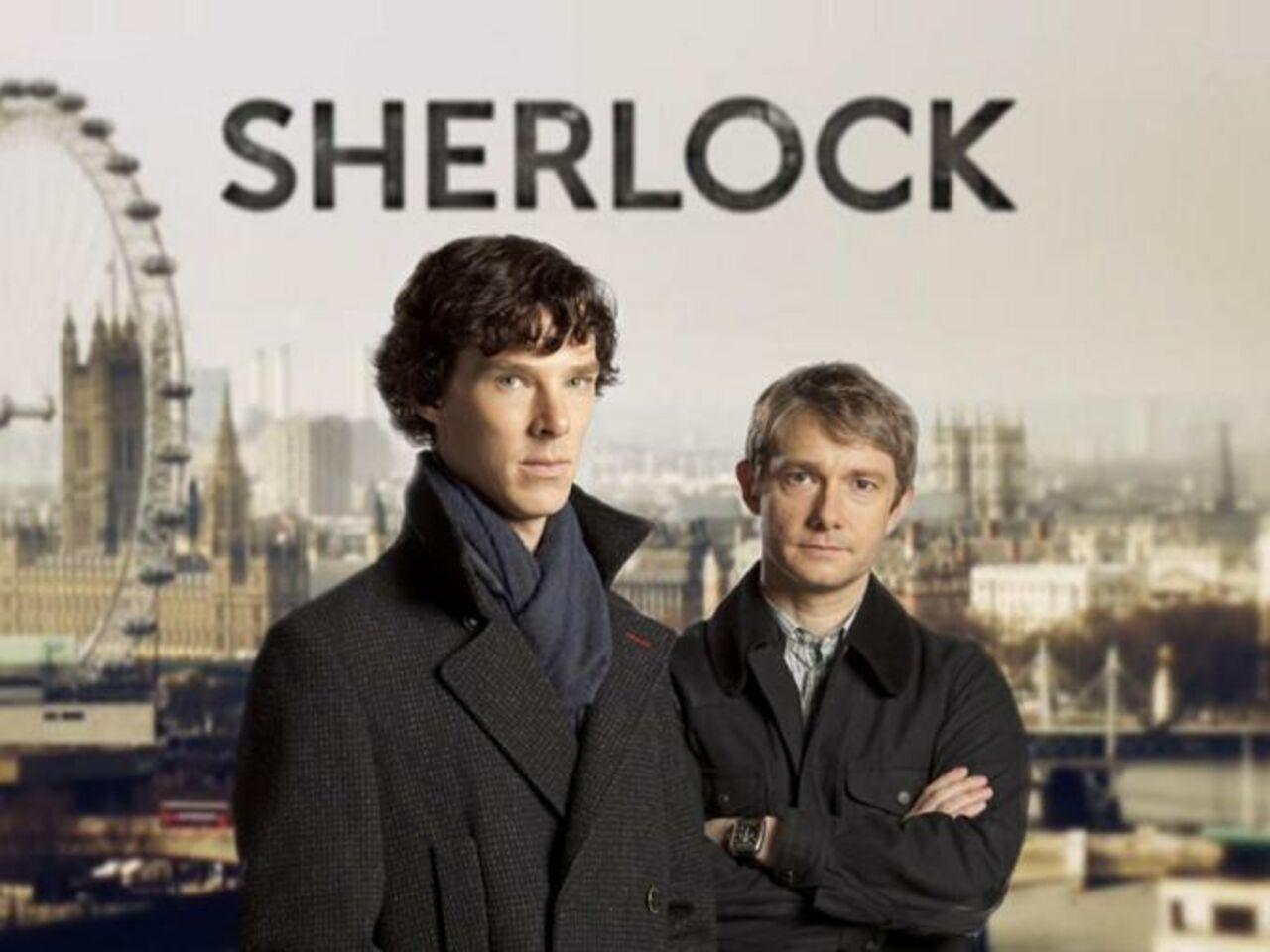 Новый сезон «Шерлока» могут сорвать сложные отношения между звездами сериала