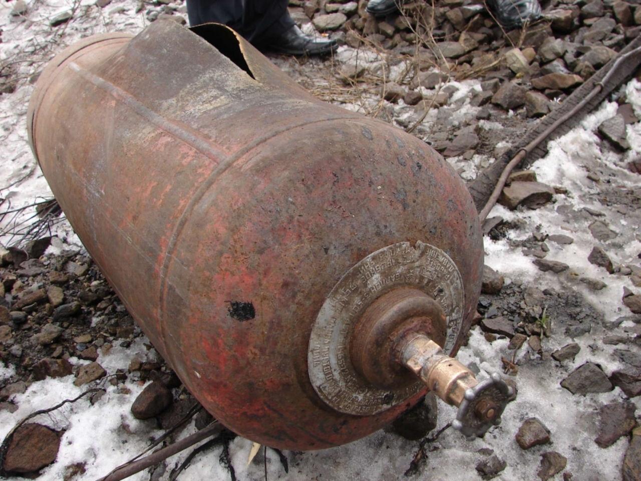 Влаголовском восьмиквартирном доме взорвался газовый баллон
