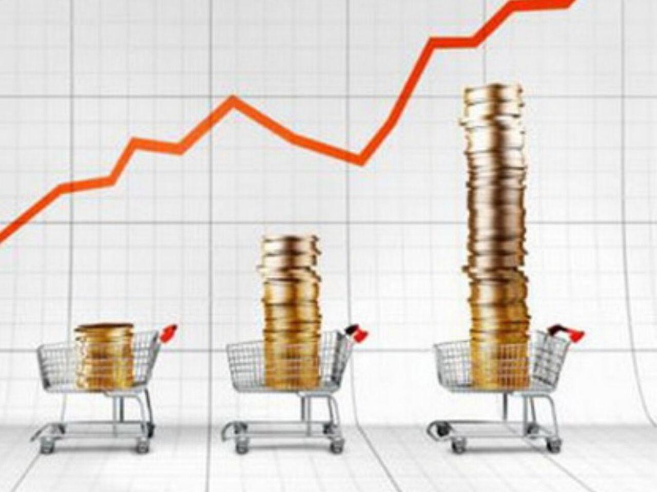 Инфляция в России опустилась до нуля