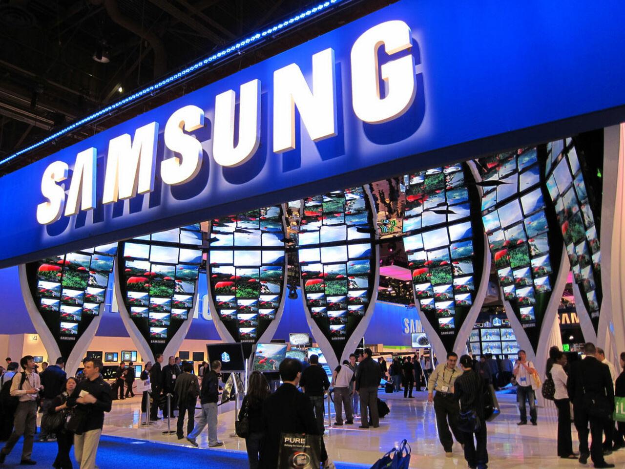 Компания  Самсунг  планирует инвестировать вСША $300 млн