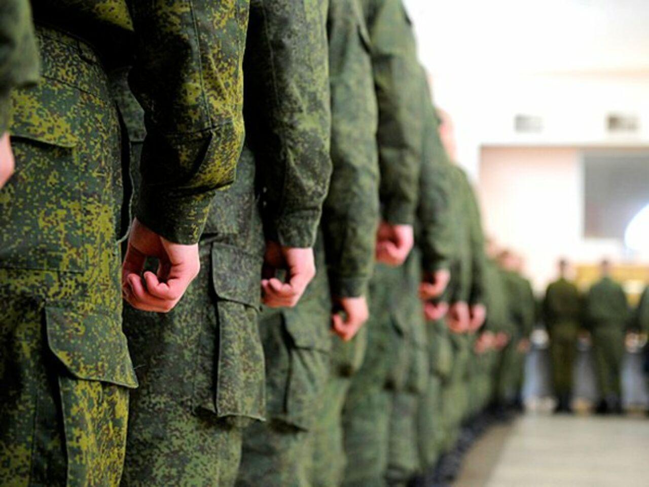 Владимир Путин подписал указ опризыве военнообязанных запаса