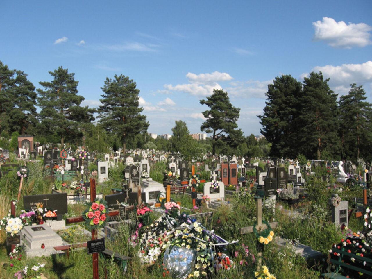 Подростки разгромили кладбище вБратске