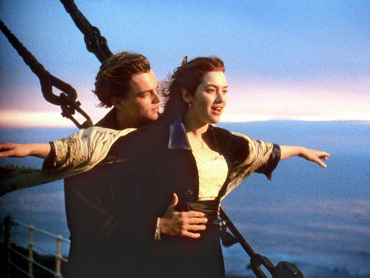 Житель америки винит Джеймса Кэмерона вкраже сюжета «Титаника