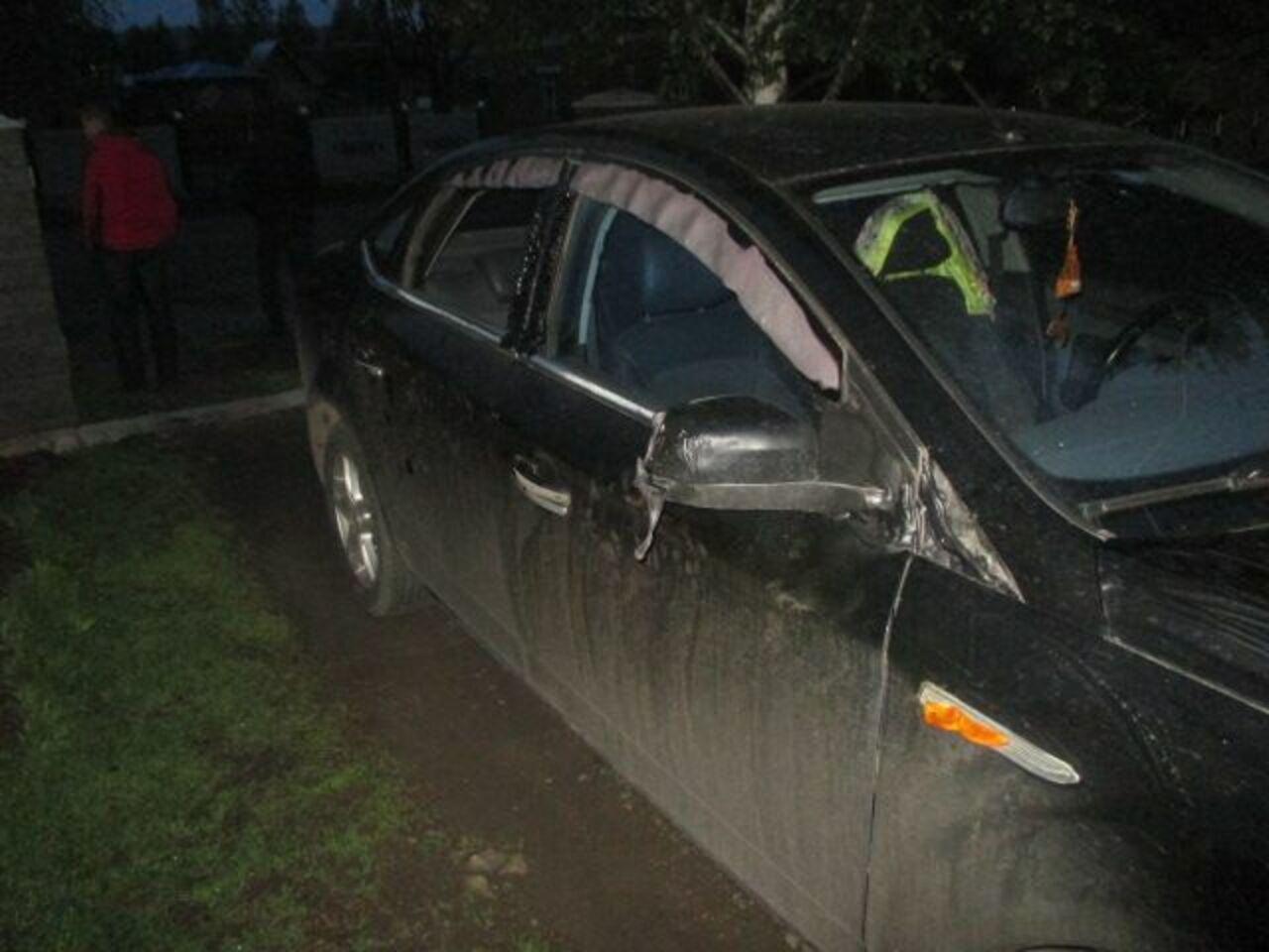 Кузбассовец сжег автомобиль знакомого из-за долга втысячу руб.