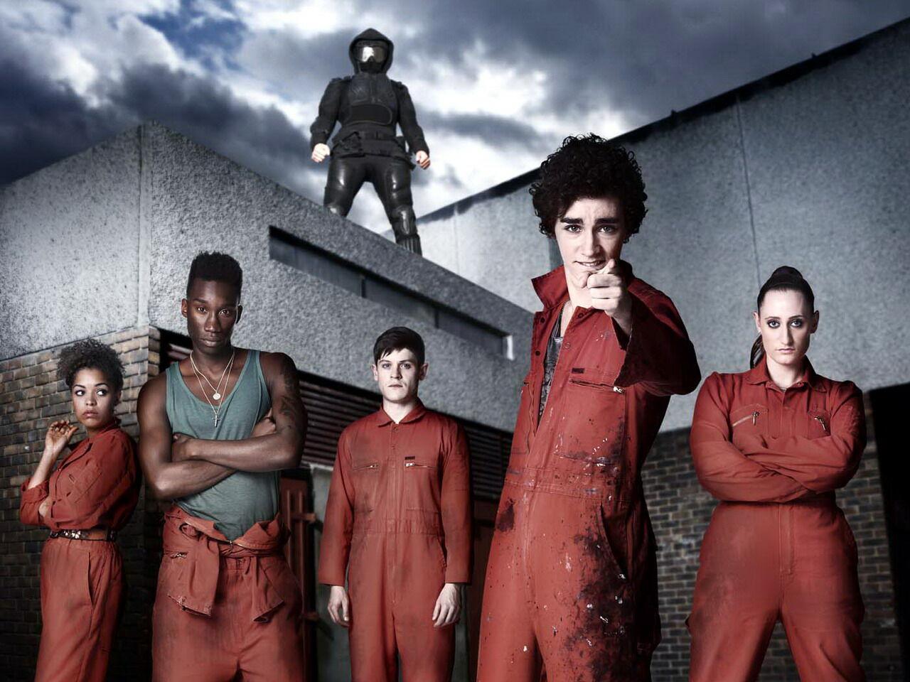 Канал Freeform заказал ремейк сериала «Отбросы»