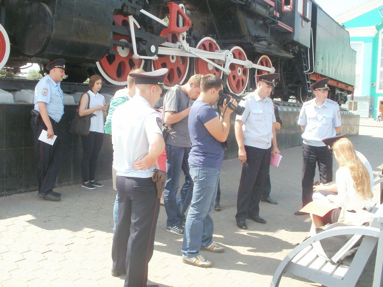 Приверженцев Алексея Навального задержали вКемерово