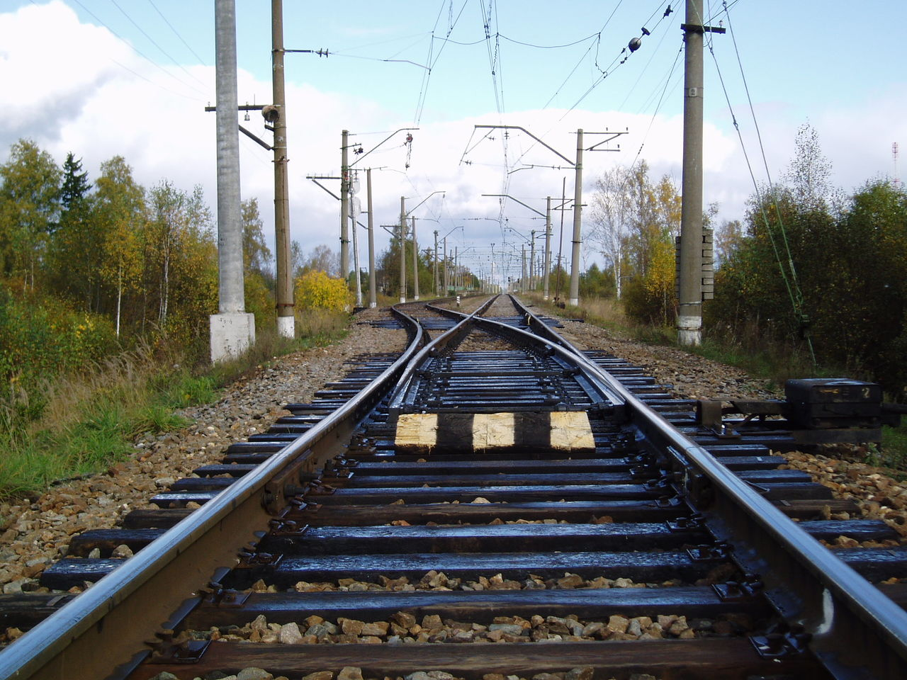 Движение поездов вобход государства Украины начнется осенью— РЖД