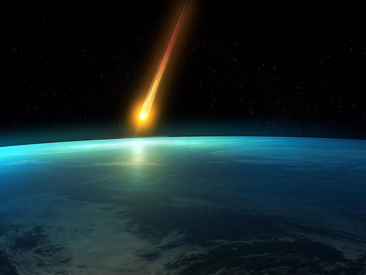 НаКубани упал метеорит
