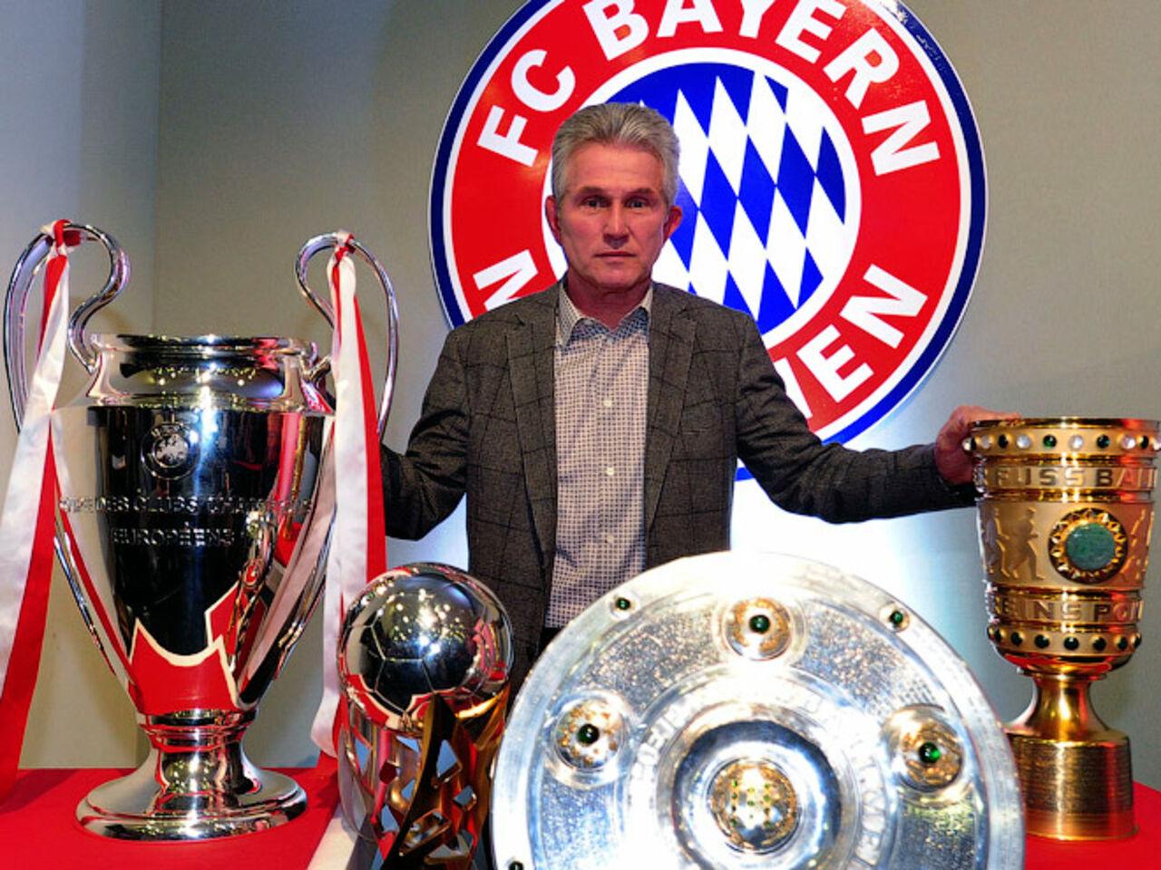 Хайнкес подтвердил, что получил предложение возглавить футбольный клуб «Бавария»