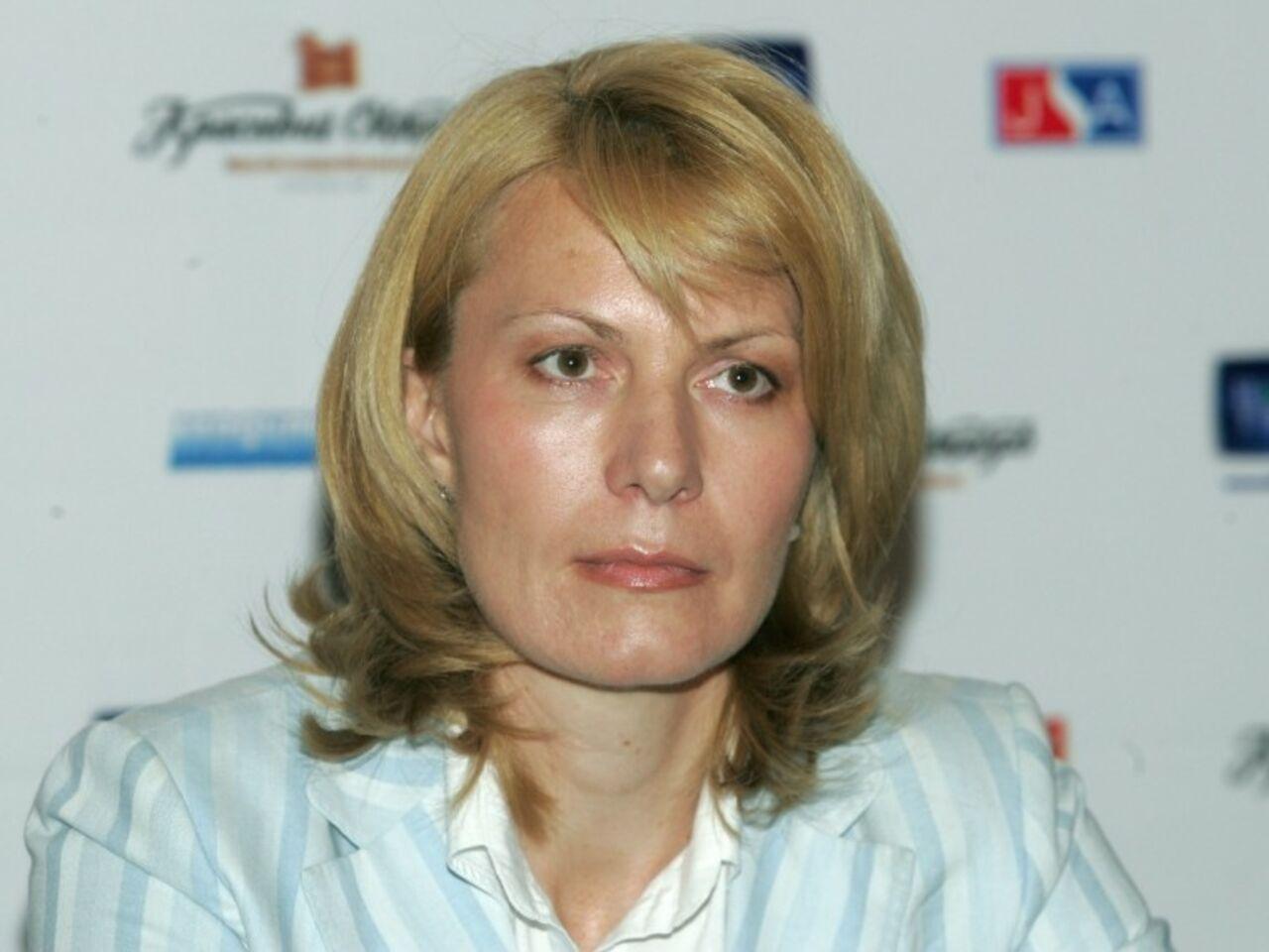 Экс-главу России баскетбола признали виновной вхищении 44 млн руб.