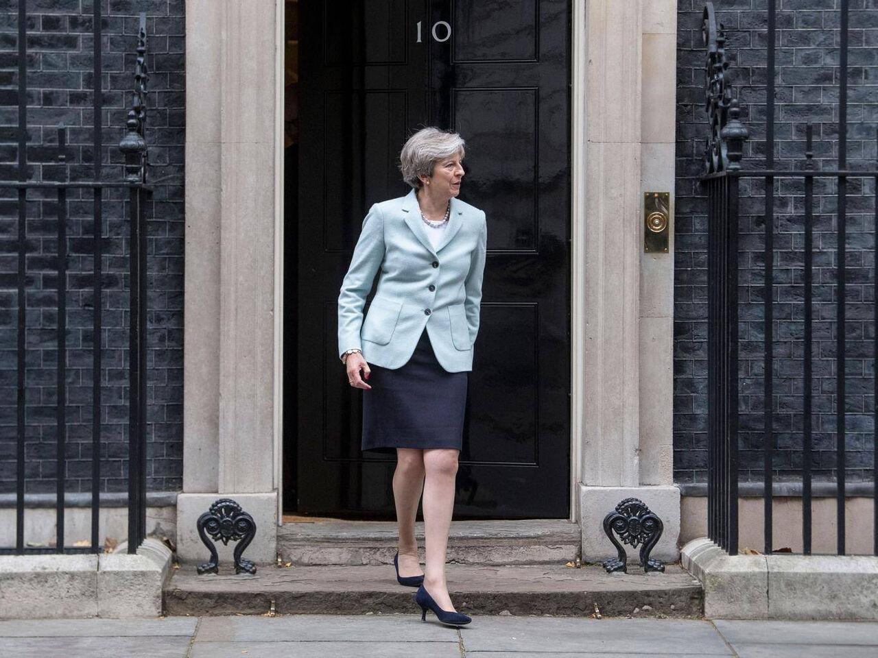 Скотланд-Ярд подтвердил, что наТерезу Мэй планировали покушение