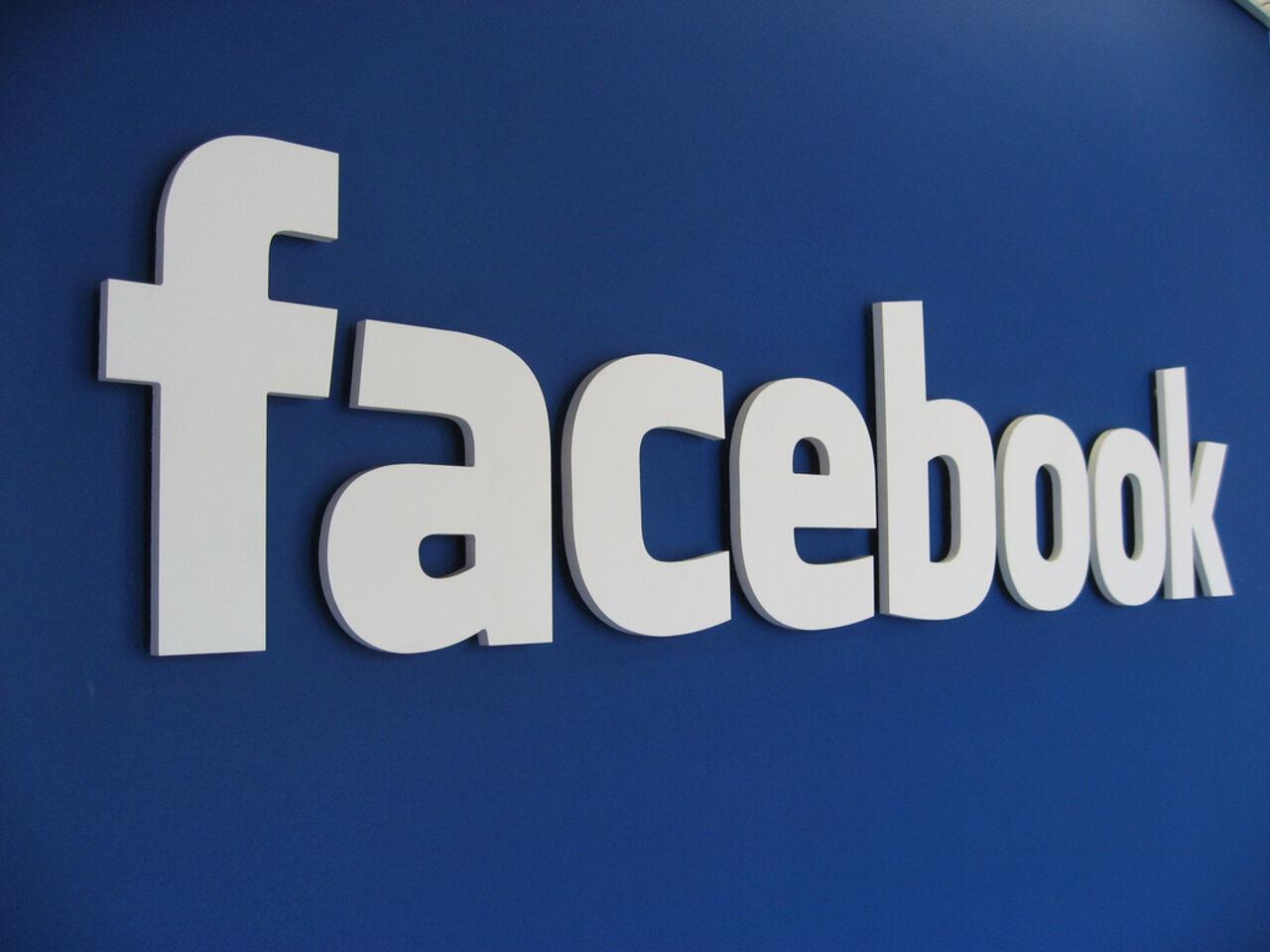 Социальная сеть Facebook начал перекрыть ссылки наTelegraph