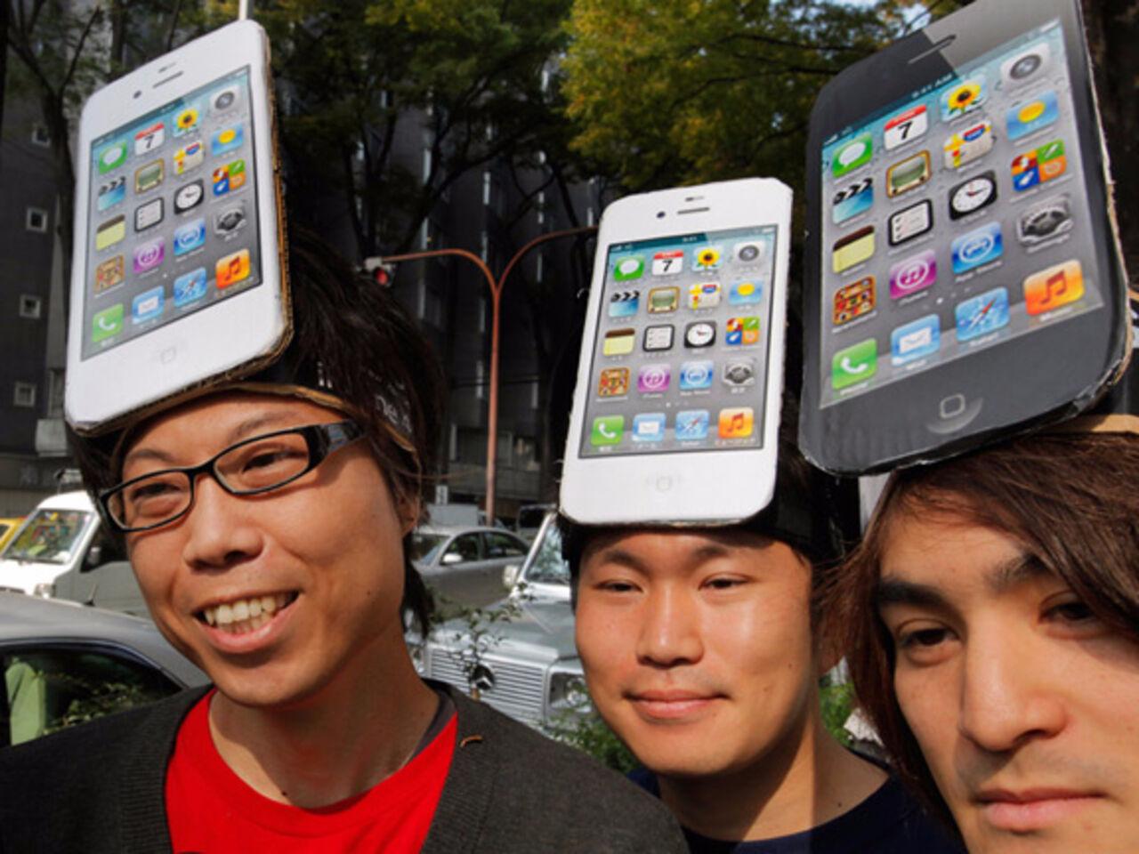Apple локализовал облачное хранилище в Китае