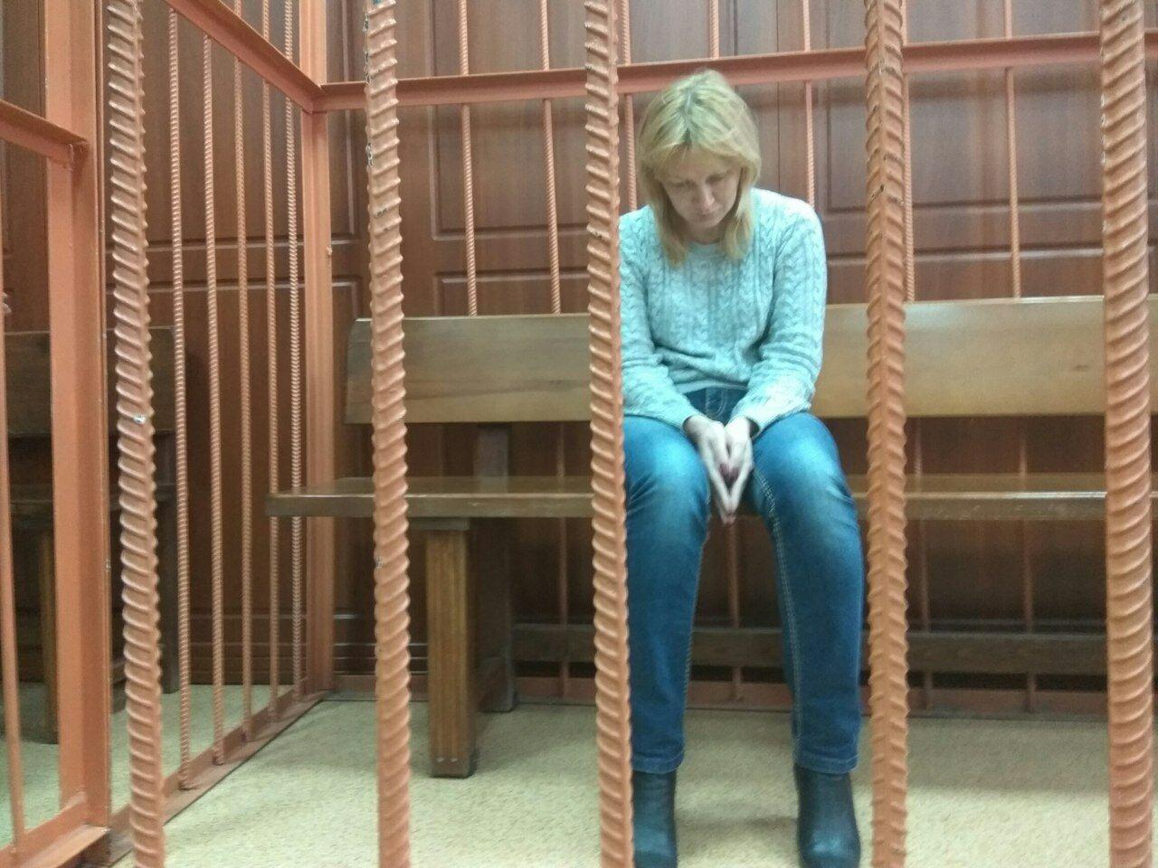 Суд арестовал собственникаТЦ «Зимняя вишня»