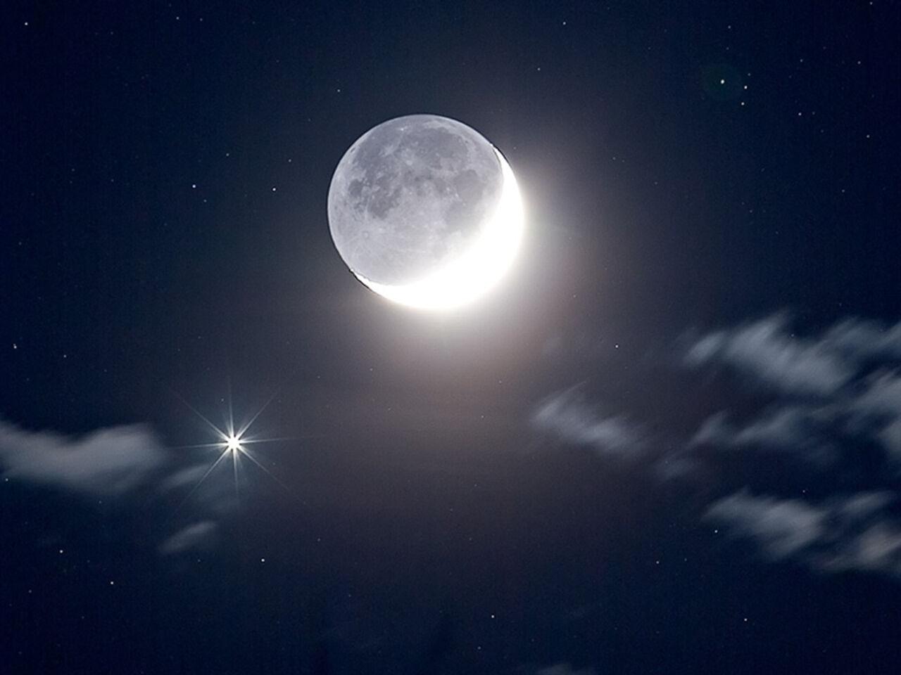 Сближение молодой Луны сВенерой смогут увидеть граждане Кубани