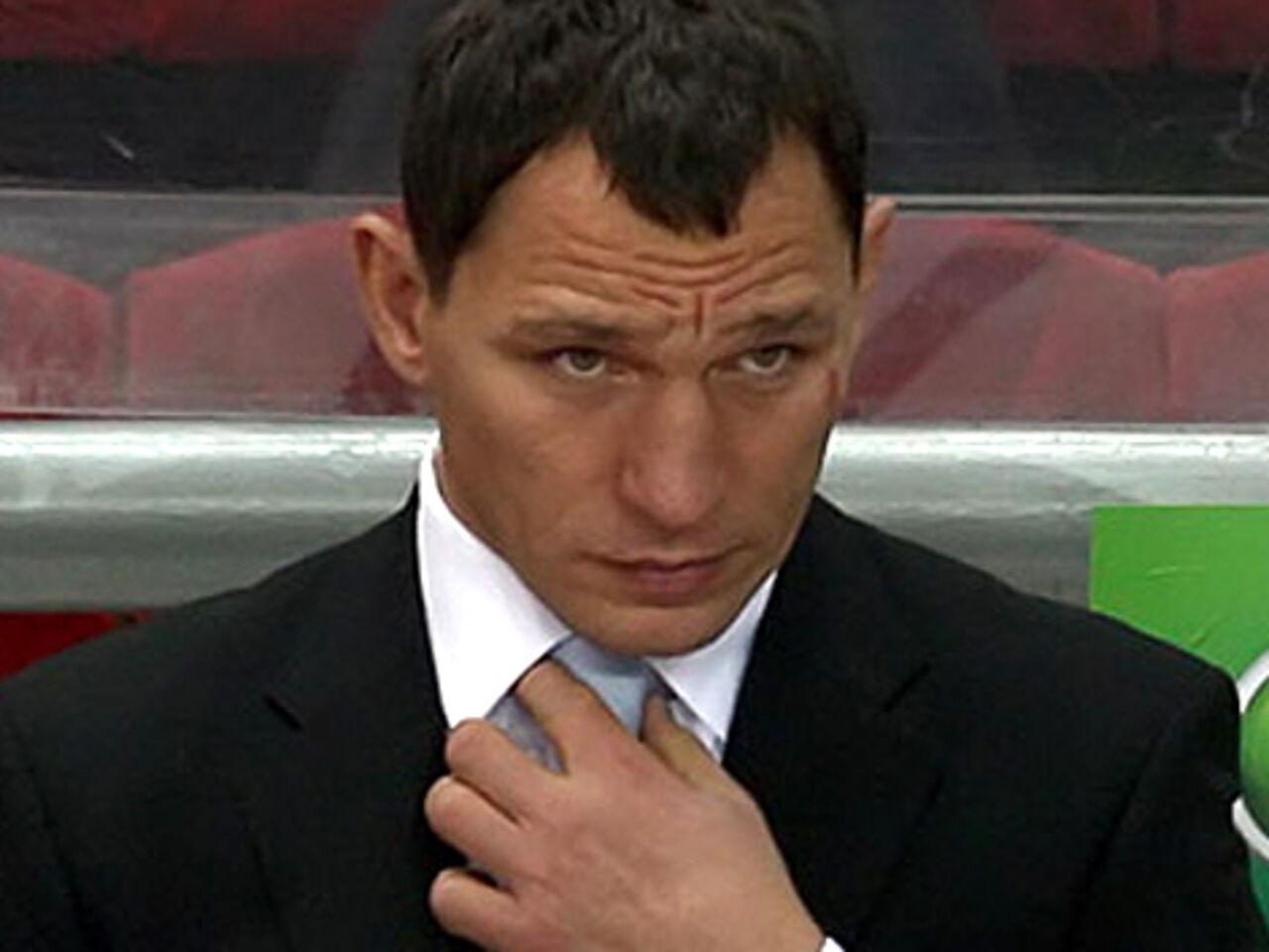 Бердников назначен основным тренером новокузнецкого «Металлурга»