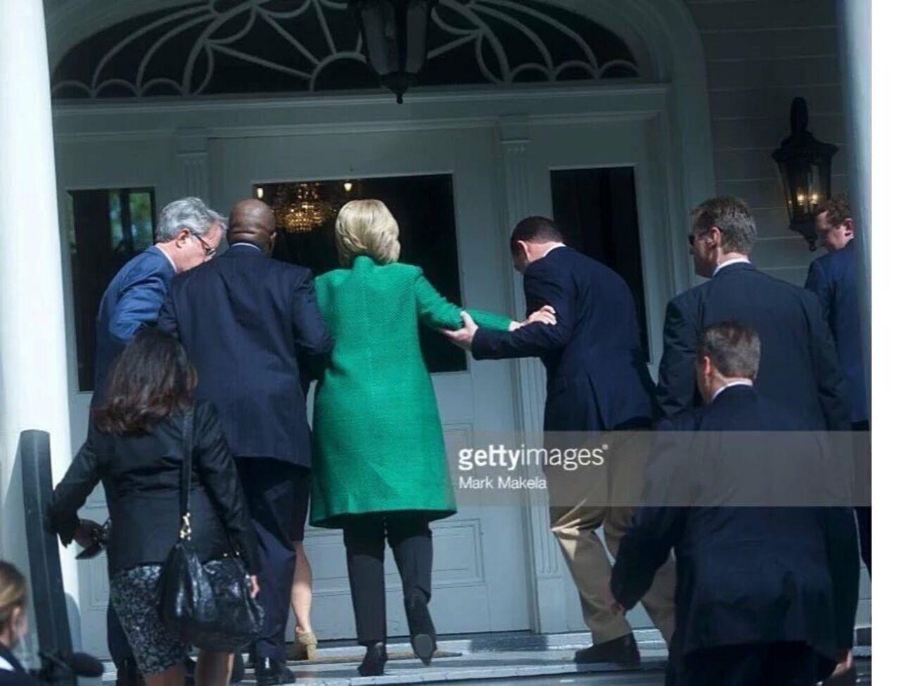 Здоровье Клинтон вопасности: дочего довела Хиллари президентская гонка