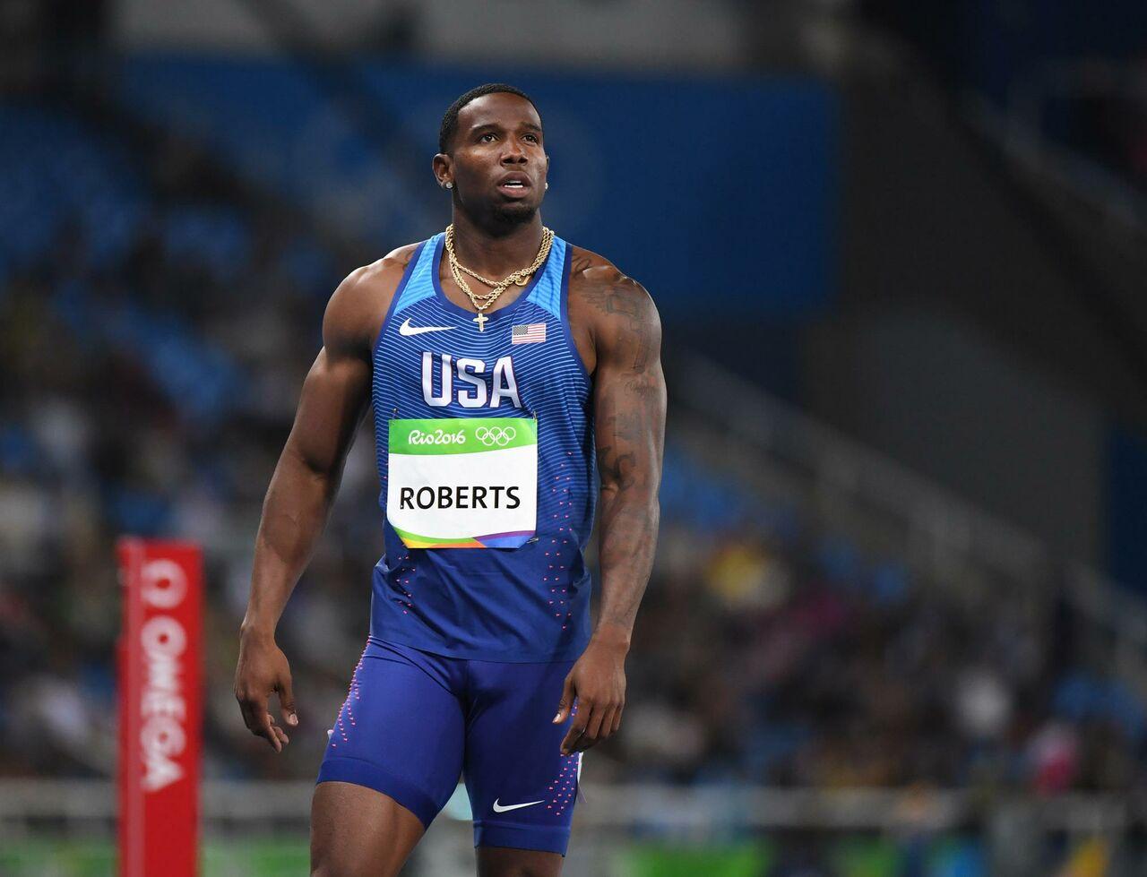 CAS отказался дисквалифицировать задопинг чемпиона ОИ-2016 американского бегуна Робертса