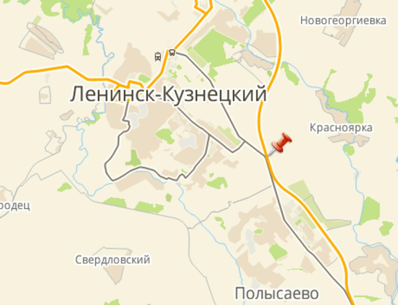 Ленинск-кузнецк где находится