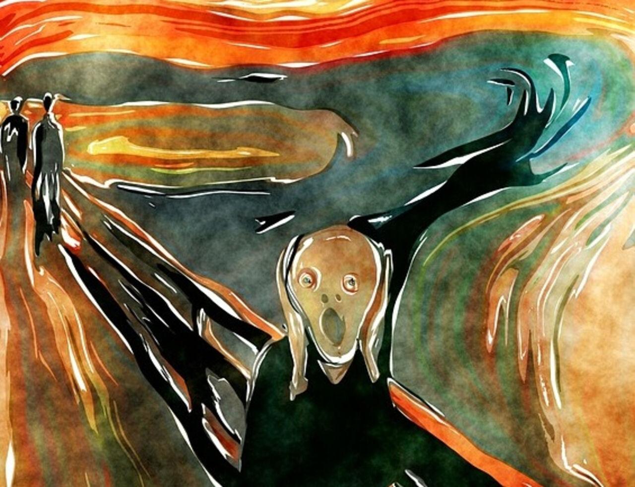 Измузея вОсло пропали шесть картин Эдварда Мунка