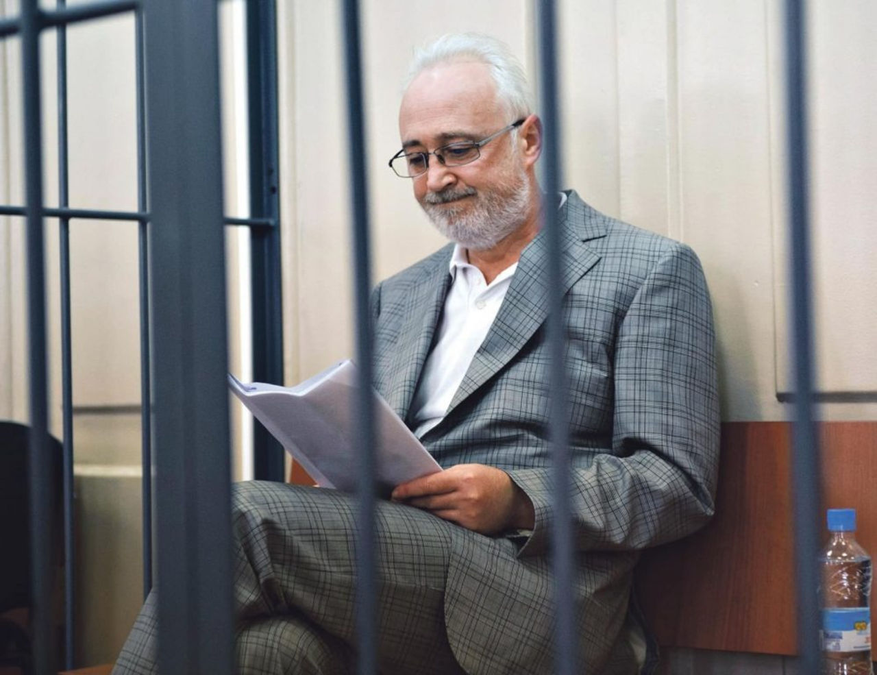 Генпрокуратура просит арестовать экс-главу Роснано Меламеда навремя суда над ним
