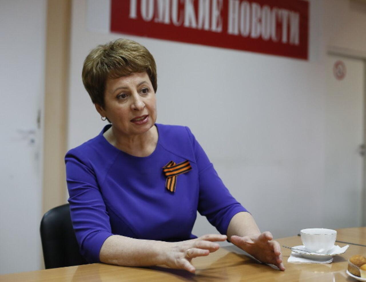 Депутат Государственной Думы РФ Ирина Евтушенко скончалась в ночь на среду на 61-м году жизни. Об этом сообщает РИА'Томск