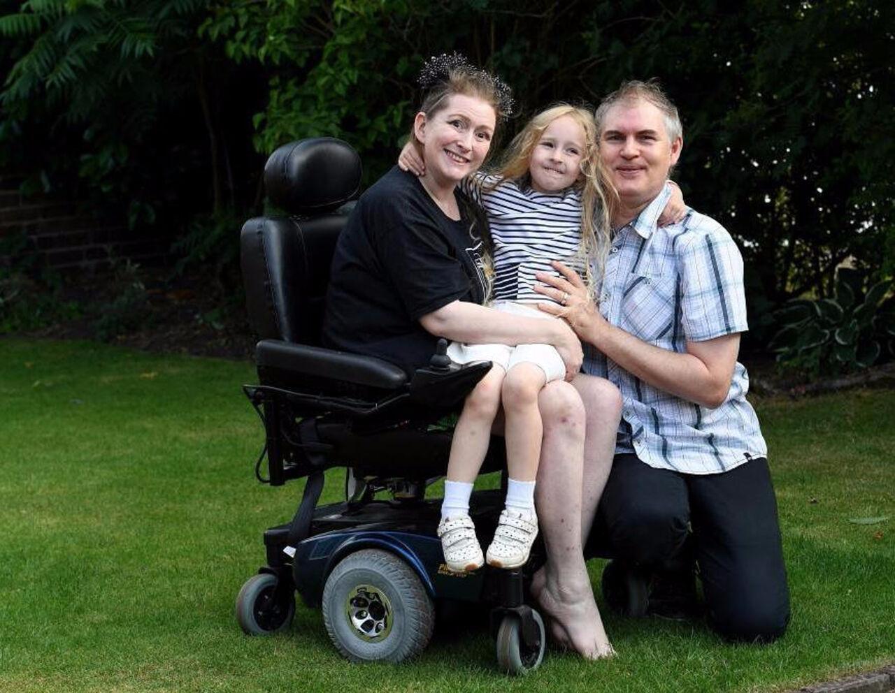 Беременную англичанку парализовало из за оргазма