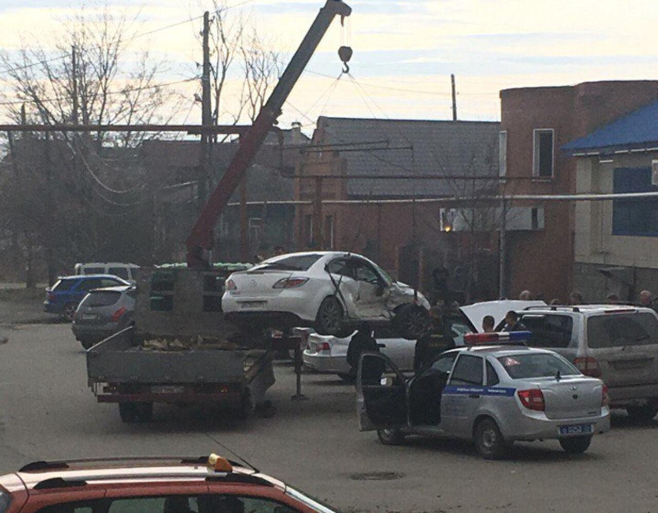 Десятилетний парень зарулем «Тойота Ланд Крузер» устроил массовое ДТП вЧебаркуле