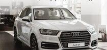 Новая Audi Q7: перерождение легенды