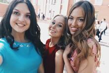 Последний звонок кемеровских выпускников в снимках Instagram