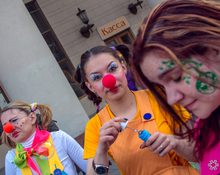 День Земли в Кемерове: мыльные пузыри и детская радость