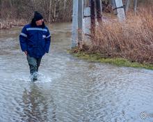 Большая вода в Кемерове: спасение утопающих домов