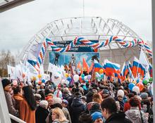 День Весны и Труда в Парке Победы: в Кемерово пришли майские праздники