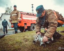 Найти и обезвредить: учения газодымозащитной службы в Кемерове