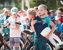 Олимпиада продолжается: праздник спорта в Парке Победы