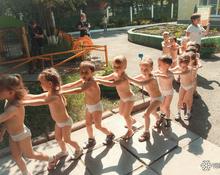Марафон вокруг детского сада: юные кемеровчане показали спортивную подготовку
