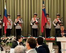 Территория успеха и добра: инаугурация Амана Тулеева на пост главы Кузбасса