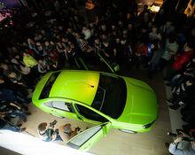 Презентация на миллион: в Кемерове встретили LADA Vesta