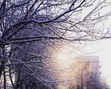 Зимние пейзажи Кемерова в снимках Instagram