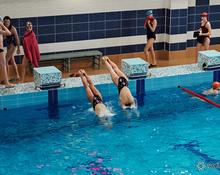 Уроки физкультуры твоей мечты: в кемеровской школе открылся современный спорткомплекс