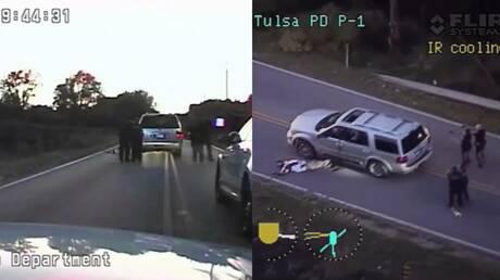 Полицейский застрелил безоружного чернокожего мужчину вОклахоме