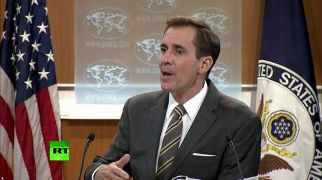 Уполномоченный Госдепа США непредоставил свидетельств «ударов» ВКСРФ поАлеппо